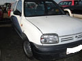 Nissan Micra bontott alkatrszek